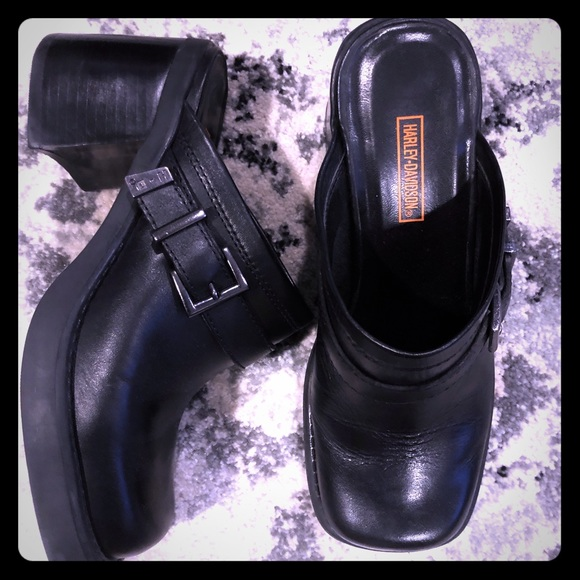 Harley-Davidson Shoes - Harley Davidson Leather Motorcycle Shoes